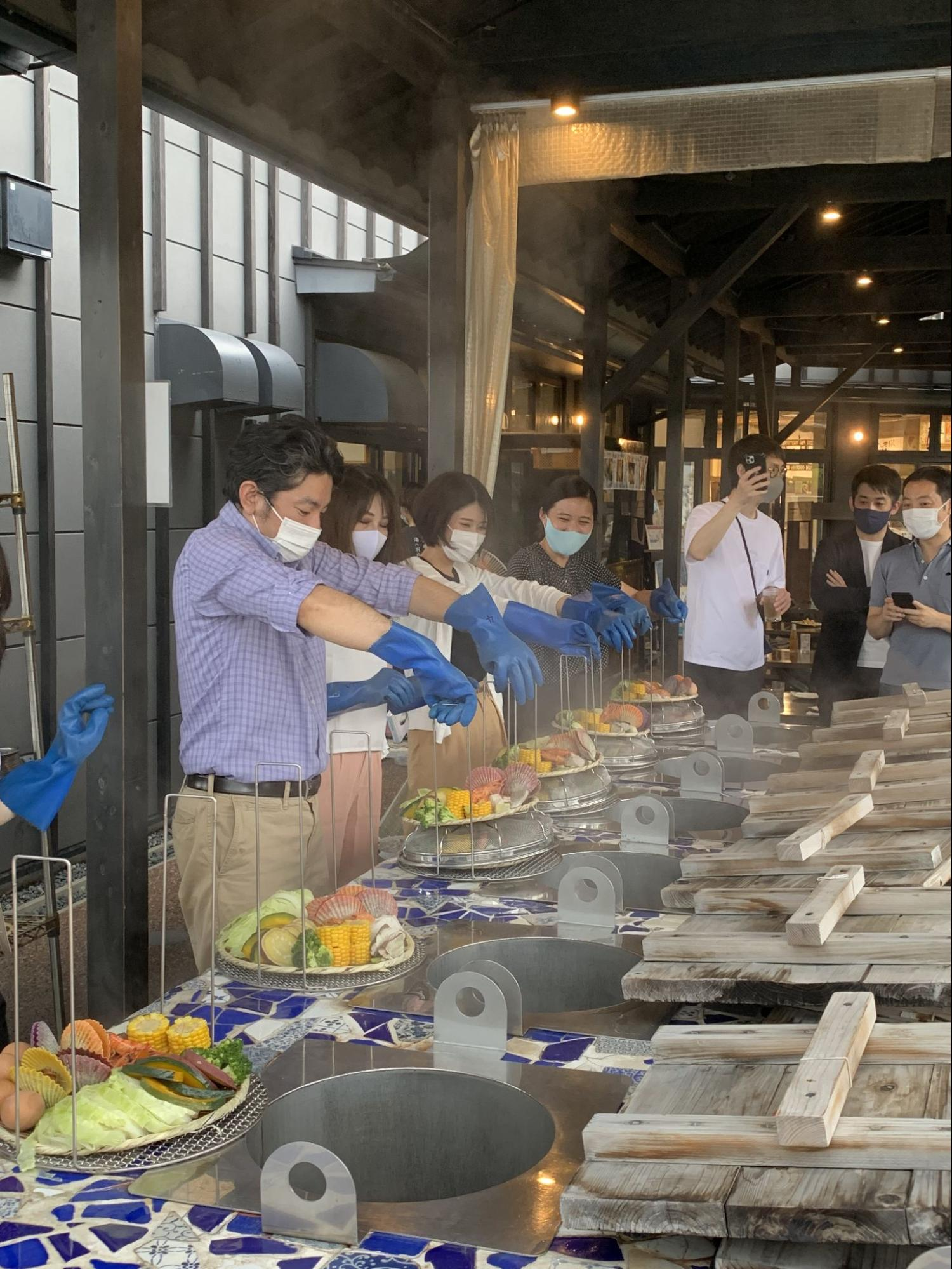 'Workation' in Beppu: Report from a 3-day experiment